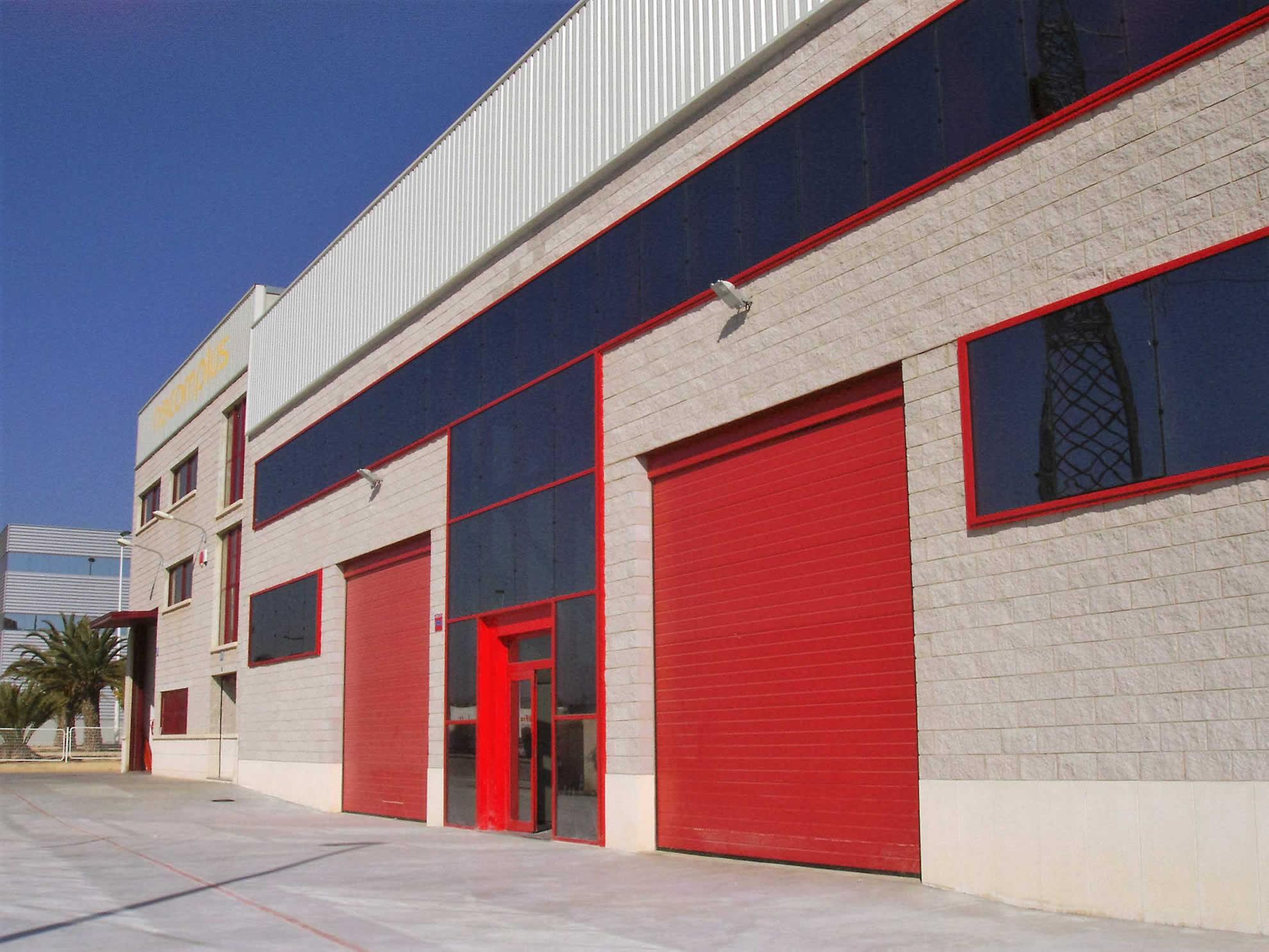 Proyecto de Construcción de nave industrial para fabricación de calzado en calle Nicolas de Bussi parcela 49-B, Parque Industrial Torrellano