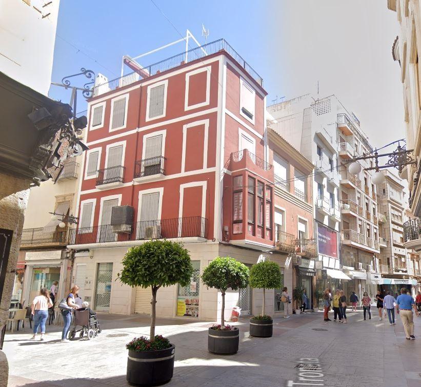 Proyecto de Apertura para Edificio de oficinas en calle Aurelia Ibarra 3 Elche