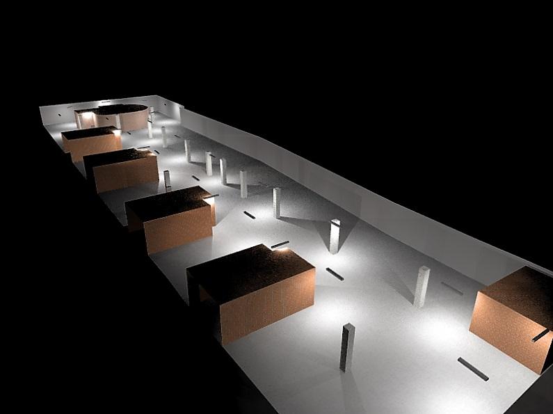 Proyecto de Instalaciones Aparcamiento Subterráneo en Albatera