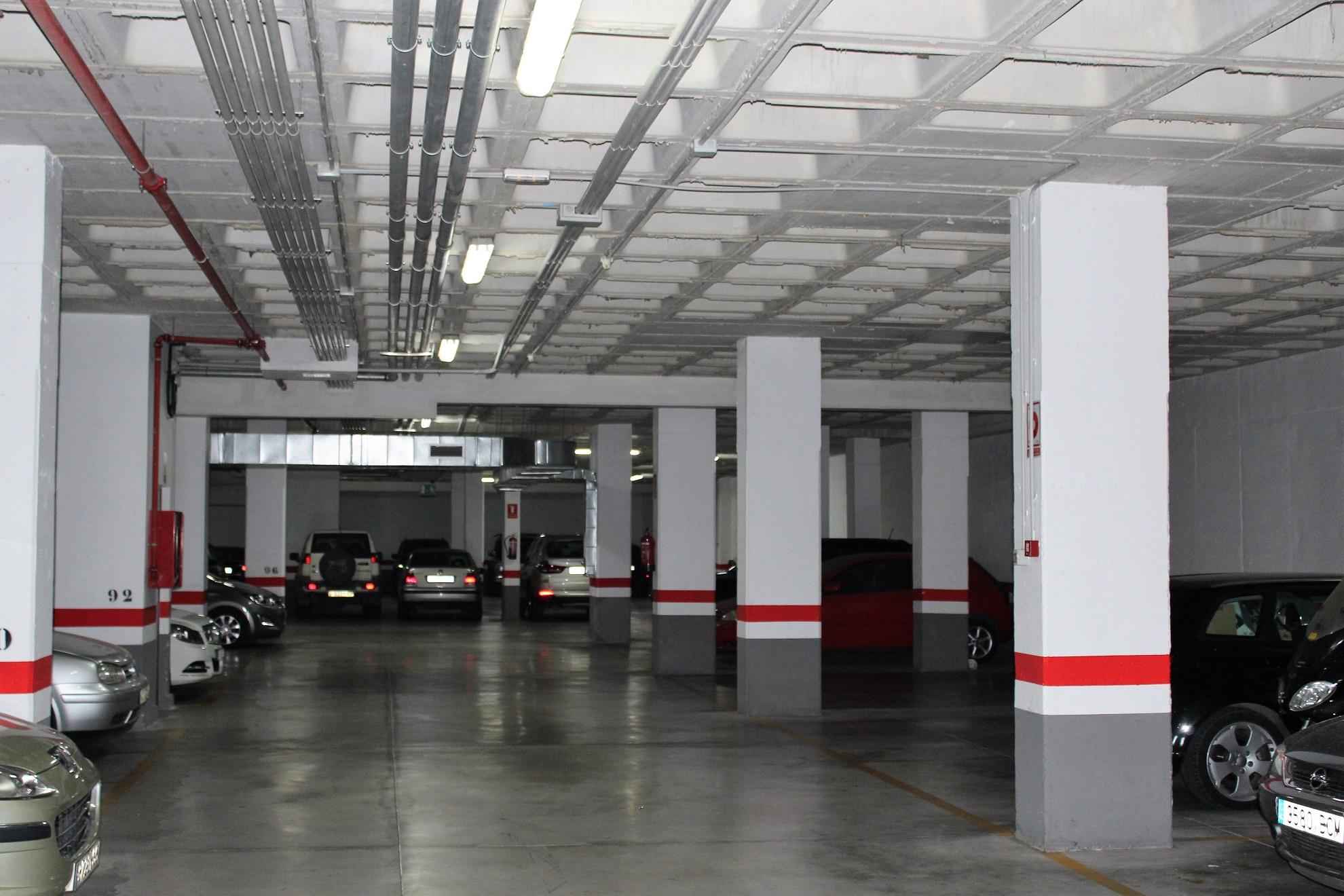 Proyecto de Instalaciones Aparcamiento Subterráneo para edificio en el Sector HO2 del P.G.O.U de Elche, Partida de la Hoya