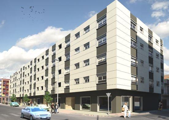 Proyecto de Instalaciones Edificio Viviendas en Avda. Rey Juan Carlos I con calle de La Vega Baja, Albatera