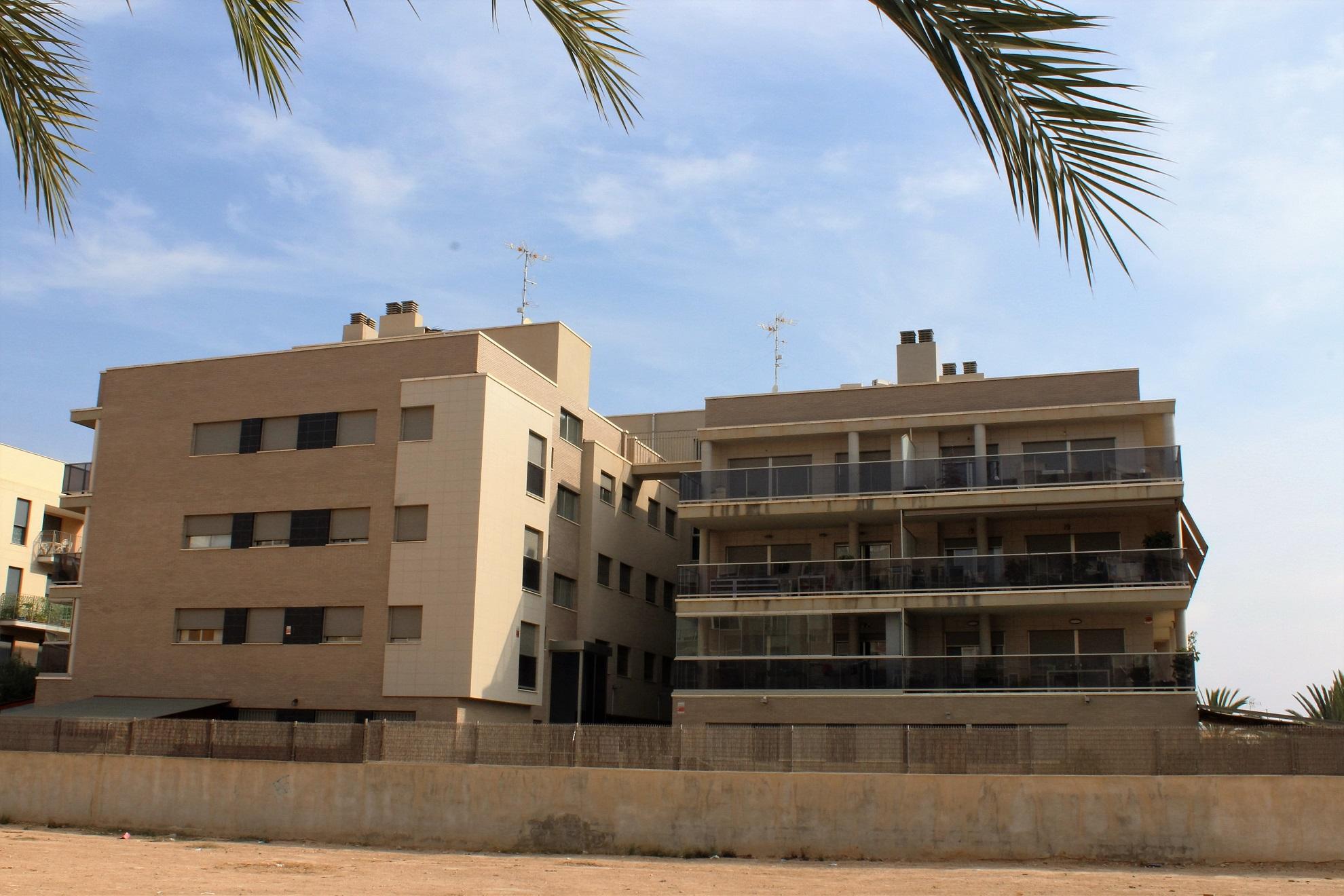 Proyecto de Instalaciones Edificio Viviendas en el Sector HO2 del P.G.O.U. de Elche, Partida de la Hoya