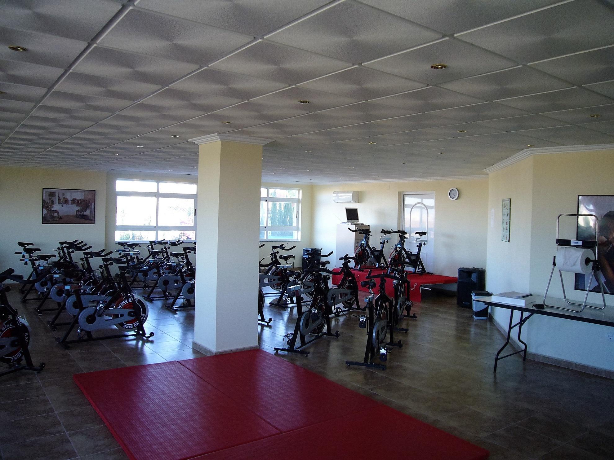 Proyecto de Instalaciones para Centro de Ocio en el complejo El Corazón, en Rojales