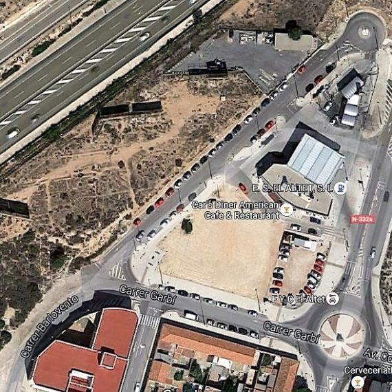 Proyecto de Instalaciones para la urbanización de la manzana 11a del Altet, P.G.O.U. de Elche