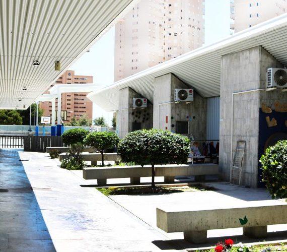 PROYECTOS Y DIRECCIÓN DE OBRA DE INSTALACIONES DE REFORMA DE COLEGIO EDUCACION INFANTIL Y PRIMARIA